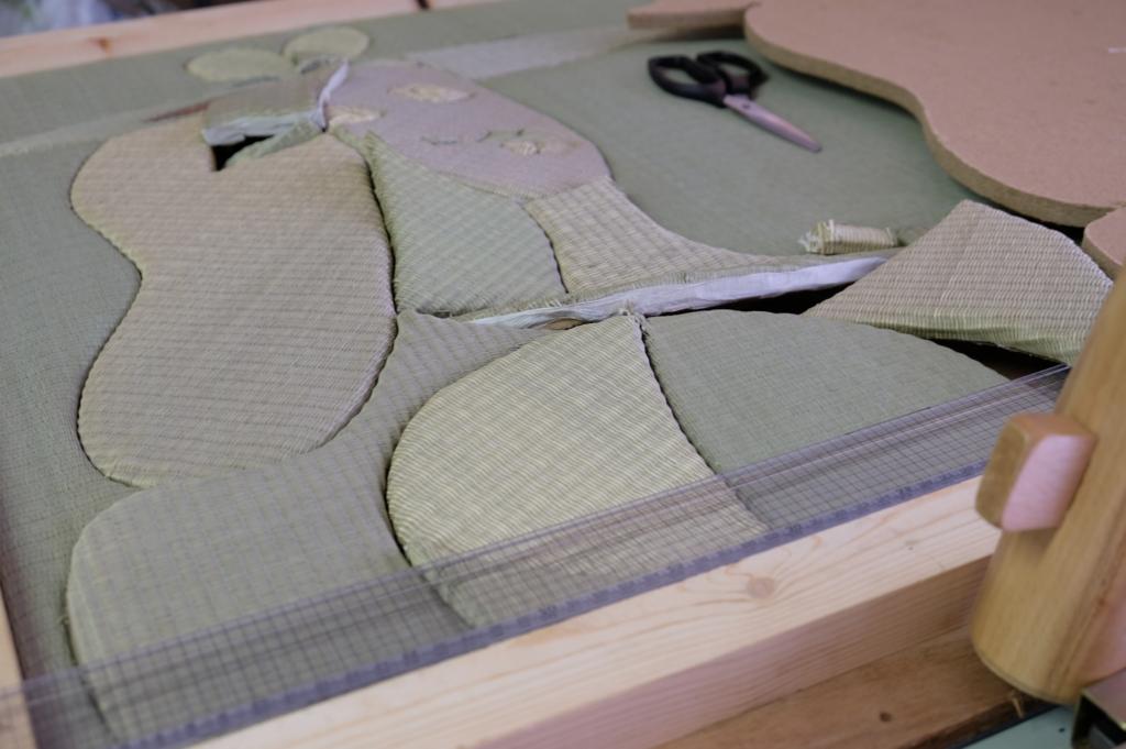 【名古匠コラム】モダンなオーダーデザイン畳を生み出す匠