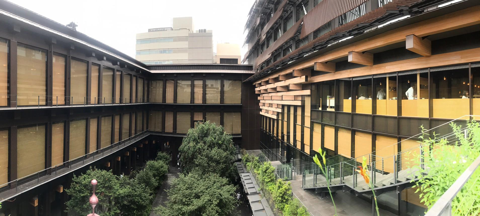 エースホテル京都!と(THISIS)SHIZEN